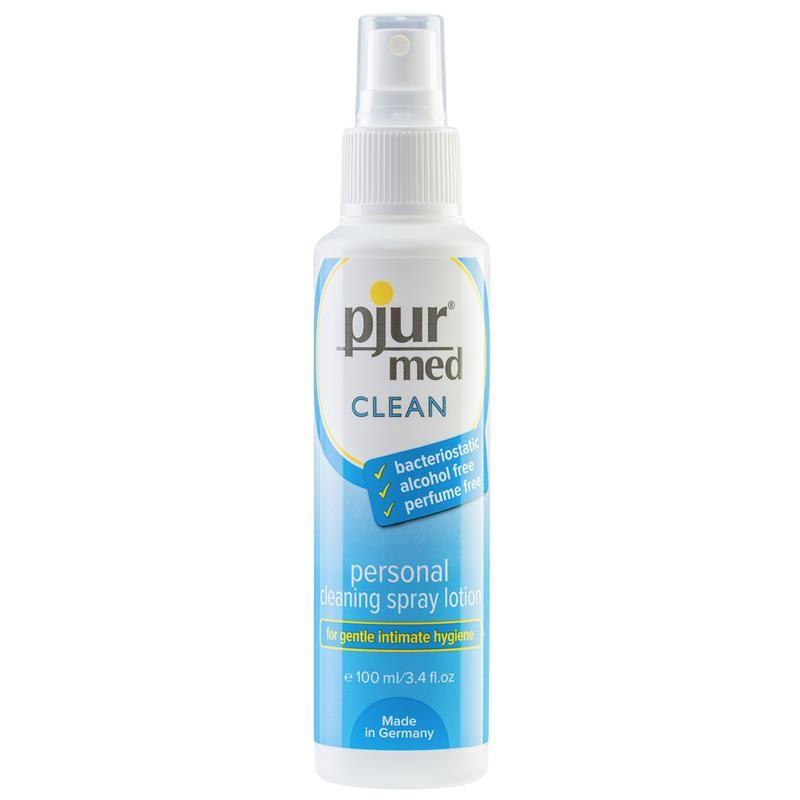 Pjur Med Spray Limpiador 100 ml