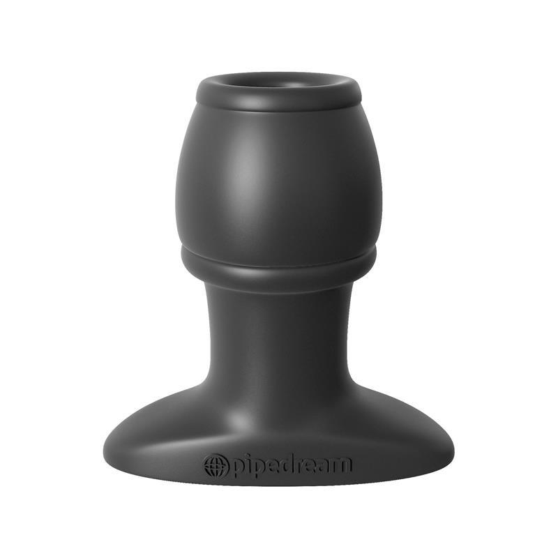 Plug Open Wide Tunnel Color Negro