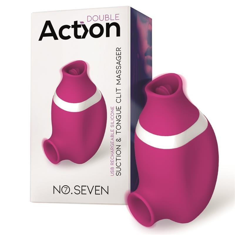 No. Seven 2 en 1 Estimulador de...