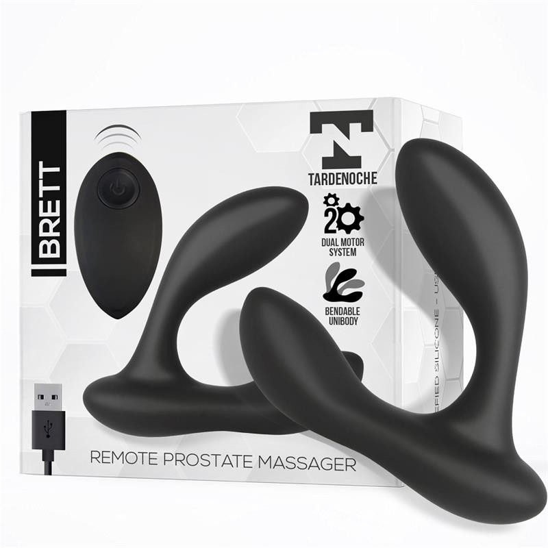 Brett Masajeador Prostático Control...