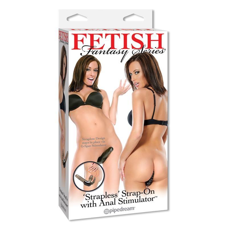 Fetish Fantasy Series Strap-on sin...