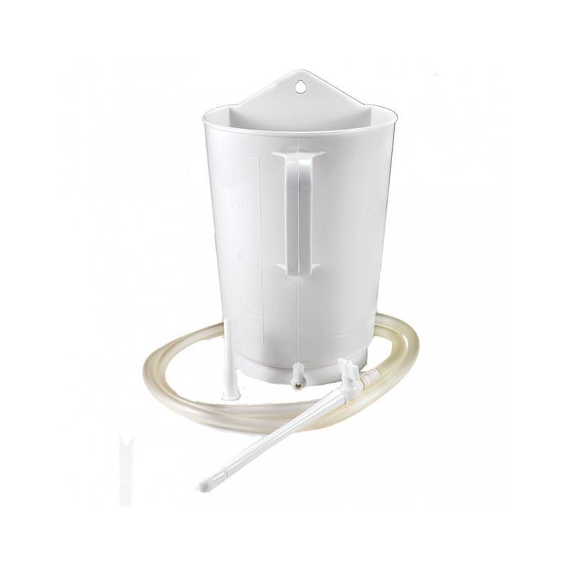 Irrigador de 2 Litros Color Blanco