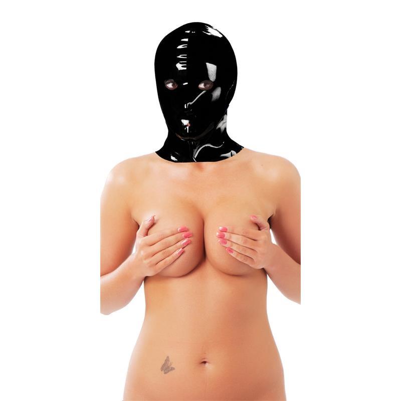 Rimba Latex Play Máscara